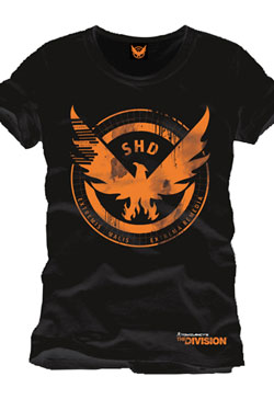 The Division T-Shirt SHD Size S