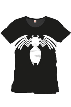 Spider-Man T-Shirt Big Spider Logo Size M