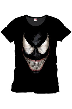 Spider-Man T-Shirt Venom Smile Size L