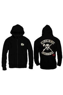 Walking Dead Hooded Sweater Survivor Size L