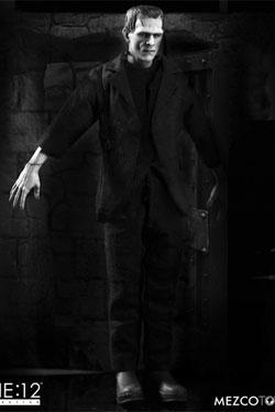 Universal Monsters Action Figure 1/12 Frankenstein 16 cm