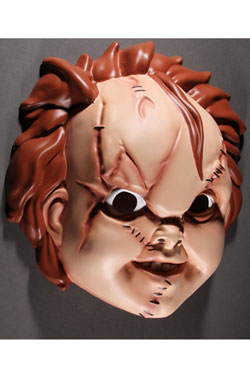 Child's Play Mask Chucky 29 cm