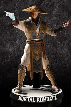 Mortal Kombat X Action Figure Raiden 10 cm