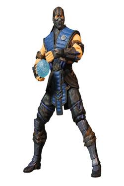 Mortal Kombat X Action Figure 1/6 Sub-Zero 30 cm