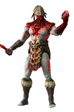 Mortal Kombat X Action Figure Kotal Khan Blood God Variant Previews Exclusive 15 cm