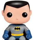 DC Comics POP! Vinyl Figure Batman Unmasked 10 cm