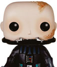 Star Wars POP! Vinyl Bobble-Head Figure Unmasked Darth Vader 9 cm