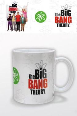 The Big Bang Theory Mug Logo