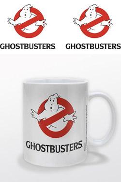 Ghostbusters Mug Logo