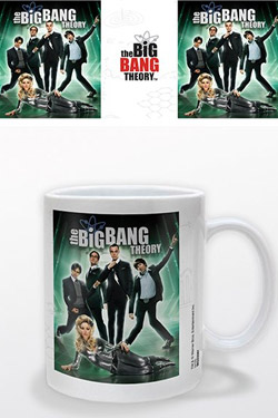 The Big Bang Theory Mug Glam
