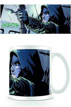 Arrow Mug Comic Strip