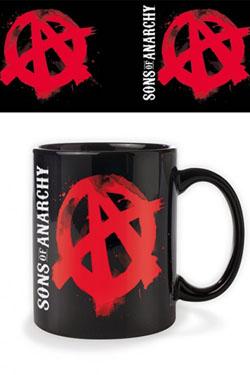 Sons of Anarchy Mug Anarchy