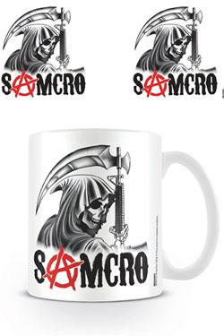 Sons of Anarchy Mug Samcro Reaper