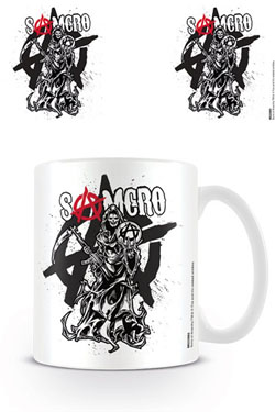 Sons of Anarchy Mug Tall Reaper