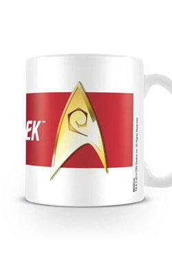 Star Trek Mug Engineering Red