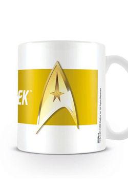 Star Trek Mug Command Gold