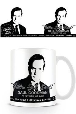 Better Call Saul Mug I Can Make It Legal