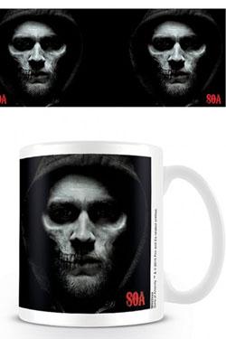 Sons of Anarchy Mug Jax Skull