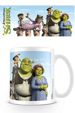 Shrek Mug Characters