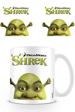 Shrek Mug Face
