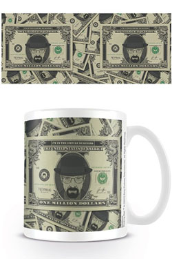 Breaking Bad Mug Heisenberg Dollar