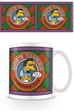 Simpsons Mug Moe´s Tavern
