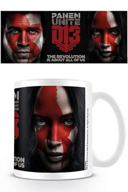 The Hunger Games Mockingjay Part 2 Mug Faces Of The Revolution