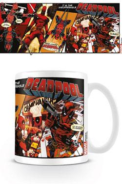 Deadpool Mug Comic Insufferable
