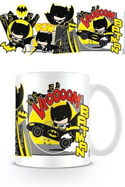 Justice League Mug Chibi Batman Comic