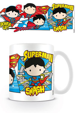 Justice League Mug Chibi Superman Comic