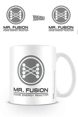 Back to the Future Mug Mr Fusion