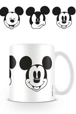 Mickey Mouse Mug Faces