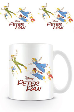 Peter Pan Mug Fly