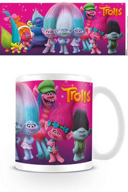 Trolls Mug Characters