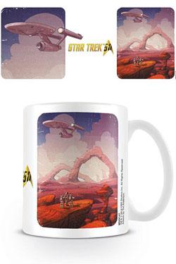 Star Trek 50th Anniversary Mug Away Mission