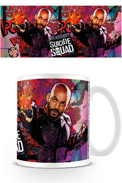 Suicide Squad Mug Deadshot Crazy