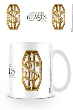 Fantastic Beasts Mug Symbol