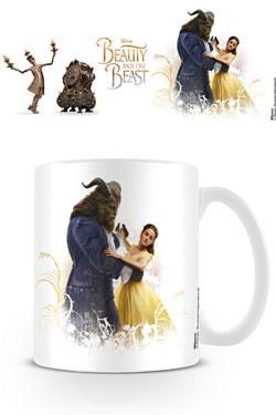 Beauty and the Beast Mug Dance