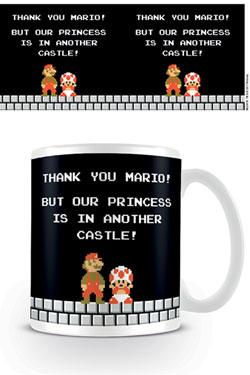 Super Mario Bros. Mug Another Castle