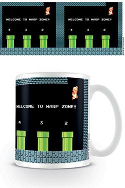 Super Mario Bros. Mug Warp Zone