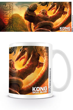 Kong Skull Island Mug Crawler