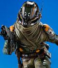Titanfall Statue Pilot 59 cm