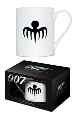 James Bond Mug Spectre Octopus Logo