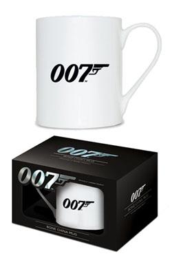 James Bond Mug 007 Logo