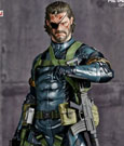 Metal Gear Solid V Ground Zeroes Statue 1/6 Snake 32 cm