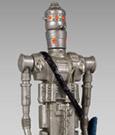 Star Wars Jumbo Vintage Kenner Action Figure IG-88 30 cm