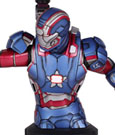 Marvel Comics Bust 1/4 Iron Patriot 26 cm