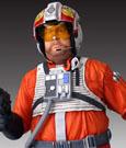 Star Wars Bust Jek Porkins SDCC 2014 Exclusive 18 cm
