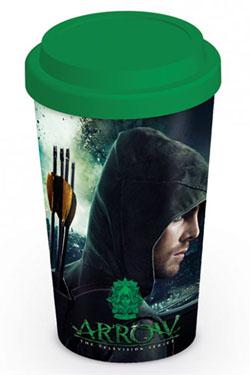 DC Comics Travel Mug Arrow