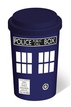 Doctor Who Travel Mug Tardis